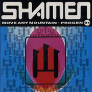 Click here for more info about 'The Shamen - Move Any Mountain - Progen 91'