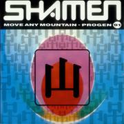 Click here for more info about 'The Shamen - Move Any Mountain (Progen 91)'