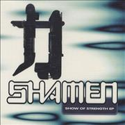 Click here for more info about 'The Shamen - Show Of Strength EP'