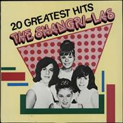 Click here for more info about 'The Shangri-Las - 20 Greatest Hits'