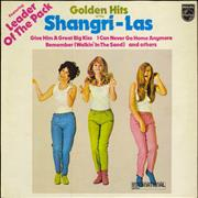 Click here for more info about 'The Shangri-Las - Golden Hits Of The Shangri-Las'
