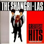 Click here for more info about 'The Shangri-Las - Greatest Hits'