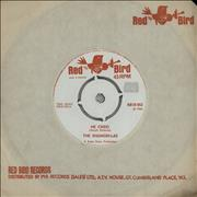 Click here for more info about 'The Shangri-Las - He Cried'
