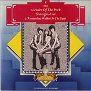 Click here for more info about 'The Shangri-Las - Leader Of The Pack - P/S'