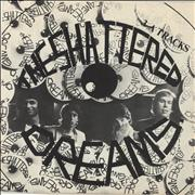 Click here for more info about 'The Shattered Dreams - Nothing Ventured Nothing Gained + Sleeve'