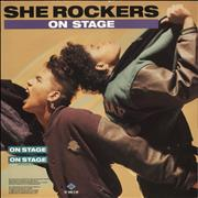 Click here for more info about 'The She Rockers - On Stage / Get Up On This'