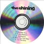 Click here for more info about 'The Shining - 5 Track Album Sampler'