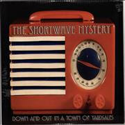 The Shortwave Mystery Down And Out In A Town Of Yardsales - Gold Vinyl - Sealed + Poster USA vinyl LP