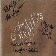 Click here for more info about 'The Sights - The Sights - Fully Autographed'