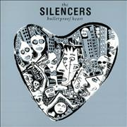 Click here for more info about 'The Silencers - Bulletproof Heart'