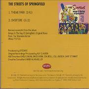 Click here for more info about 'The Simpsons - The Streets Of Springfield'