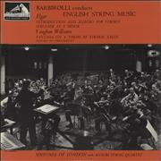 Click here for more info about 'Barbirolli Conducts English String Music - 2nd'