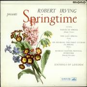 Click here for more info about 'The Sinfonia Of London - Robert Irving Presents Springtime'