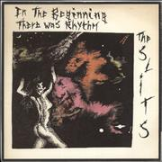 Click here for more info about 'The Slits - In The Beginning There Was Rhythm - Split'