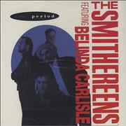 Click here for more info about 'The Smithereens - Blue Period - with Belinda Carlisle'