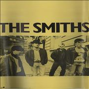 Click here for more info about 'The Smiths - American Tour Poster - Blank'