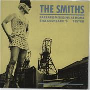 Click here for more info about 'The Smiths - Barbarism Begins At Home'