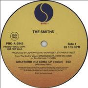 Click here for more info about 'The Smiths - Girlfriend In A Coma'