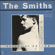 Click here for more info about 'The Smiths - Hatful Of Hollow - Stickered Gatefold - VG'