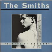 Click here for more info about 'The Smiths - Hatful Of Hollow - Test Pressing'
