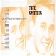 Click here for more info about 'The Smiths - Last Night I Dreamt That Somebody Loved Me'