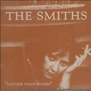 Click here for more info about 'The Smiths - Louder Than Bombs'