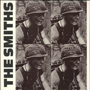 Click here for more info about 'The Smiths - Meat Is Murder - 180gram Vinyl - EX'