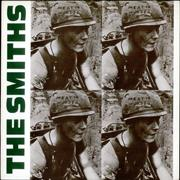 Click here for more info about 'The Smiths - Meat Is Murder - EX'