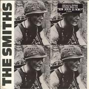Click here for more info about 'The Smiths - Meat Is Murder - Stickered Shrink'