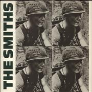 Click here for more info about 'The Smiths - Meat Is Murder - VG/EX'