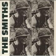 The Smiths Meat Is Murder - VG/EX UK vinyl LP