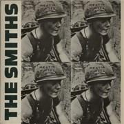 The Smiths Meat Is Murder UK vinyl LP