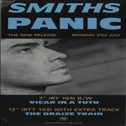 Click here for more info about 'The Smiths - Panic'