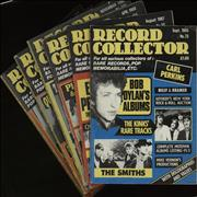 Click here for more info about 'The Smiths - Record Collector Magazines'