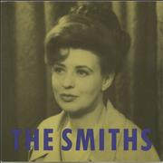 Click here for more info about 'The Smiths - Shakespeare's Sister - Solid centre + PR'