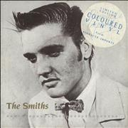 Click here for more info about 'The Smiths - Shoplifters Of The World - Blue Vinyl'