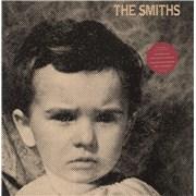 """The Smiths That Joke Isn't Funny Anymore + Inner - Stickered Sleeve UK 12"""" vinyl"""