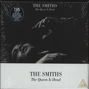 Click here for more info about 'The Queen Is Dead - Sealed'