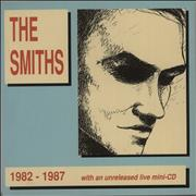 Click here for more info about 'The Smiths 1982-87 + CD'