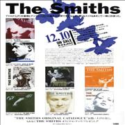 Click here for more info about 'The Smiths - The Smiths Original Catalogue - Pair of Poster Handbills'