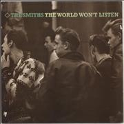 Click here for more info about 'The Smiths - The World Won't Listen - EX'