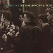 Click here for more info about 'The Smiths - The World Won't Listen - VG'