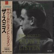 Click here for more info about 'The Smiths - The World Won't Listen'