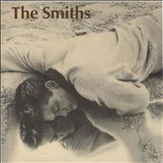 "The Smiths This Charming Man - Stickered Labels UK 7"" vinyl"