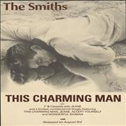 Click here for more info about 'The Smiths - This Charming Man - WEA'