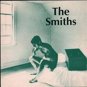 Click here for more info about 'The Smiths - William - 'Man On Bed' Green Sleeve - EX'