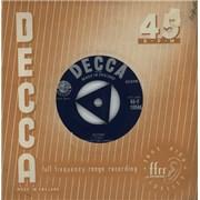 "The Southlanders Alone UK 7"" vinyl"