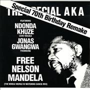 Click here for more info about 'The Specials - (Free) Nelson Mandela'