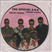 Click here for more info about 'The Specials - Racist Friend'