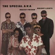 Click here for more info about 'The Specials - Racist Friend - Paper label'